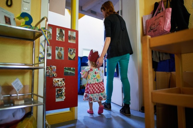 A Day Inside German Children's Daycare