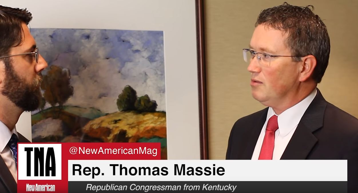 EXCLUSIVE with Rep. Thomas Massie, Why the Department of Education Should be Shut Down